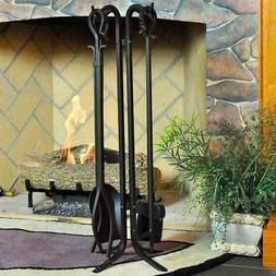 18003 forged hearth set