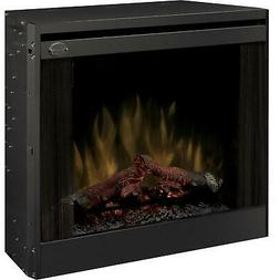 Dimplex BFSL33 33-Inch Built-In Slim Electric Firebox