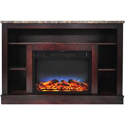 Cambridge CAM5021-1MAHLED 47 In. Electric Fireplace with a M