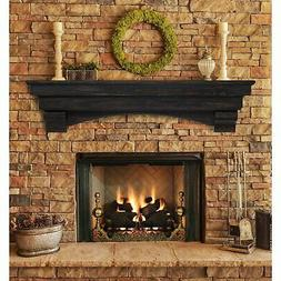 Pearl Mantels Celeste Fireplace Mantel Shelf