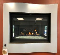 Napoleon Crystallo direct vent gas fireplace