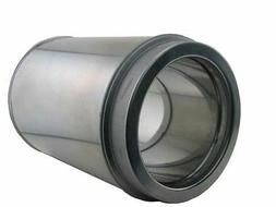 M and G Duravent Durachimney Ii Chimney Pipe. 48 In. Long. 1