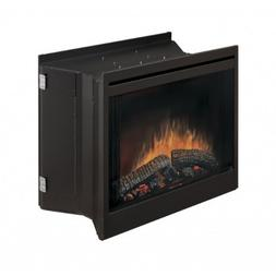 Electraflame Glass Swing Doors for Built-In Electric Firebox