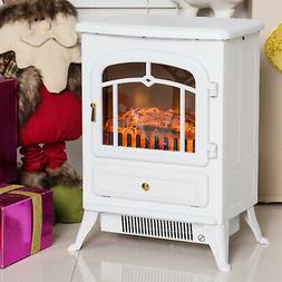 Christmas Sale Electric Fireplace Freestanding Stove with He