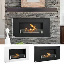 Freestanding Portable Glass Indoor Wall Heater with Ventless