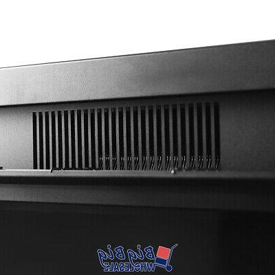 """1400W 30"""" Electric Heater Adjustable +Remote"""