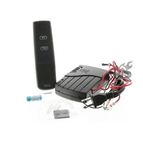 1410 a on off fireplace remote control