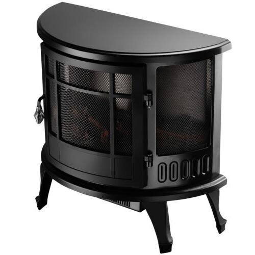 1500W Electric Stove Realistic Flame