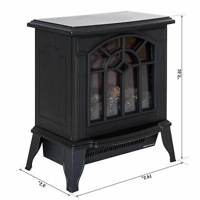 """16"""" Electric Fireplace Realistic"""