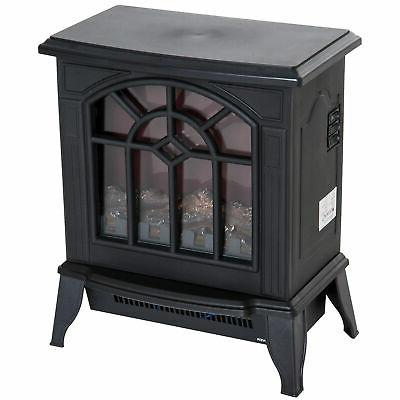 Electric Fireplace Realistic Flame