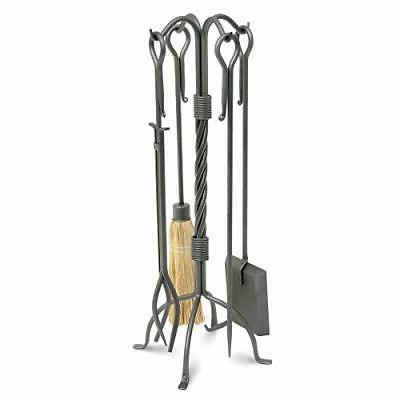 18007 traditional fireplace tool set 31 h