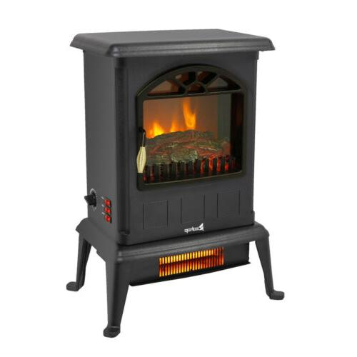 Fireplace Space Fire Flame Stove