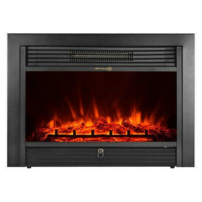 Wall Fireplace Insert Control Warm