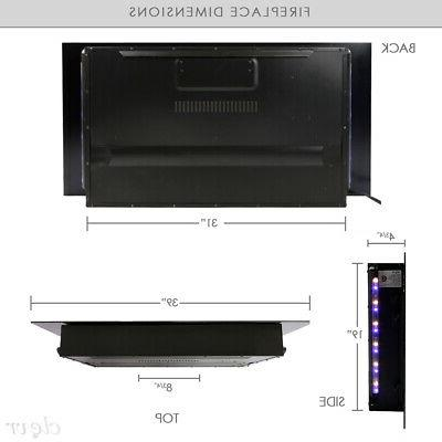 Recessed Electric w/ Backlight &