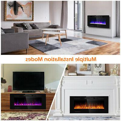"""42"""" Heater Electric Ultra Thin Multicolor"""
