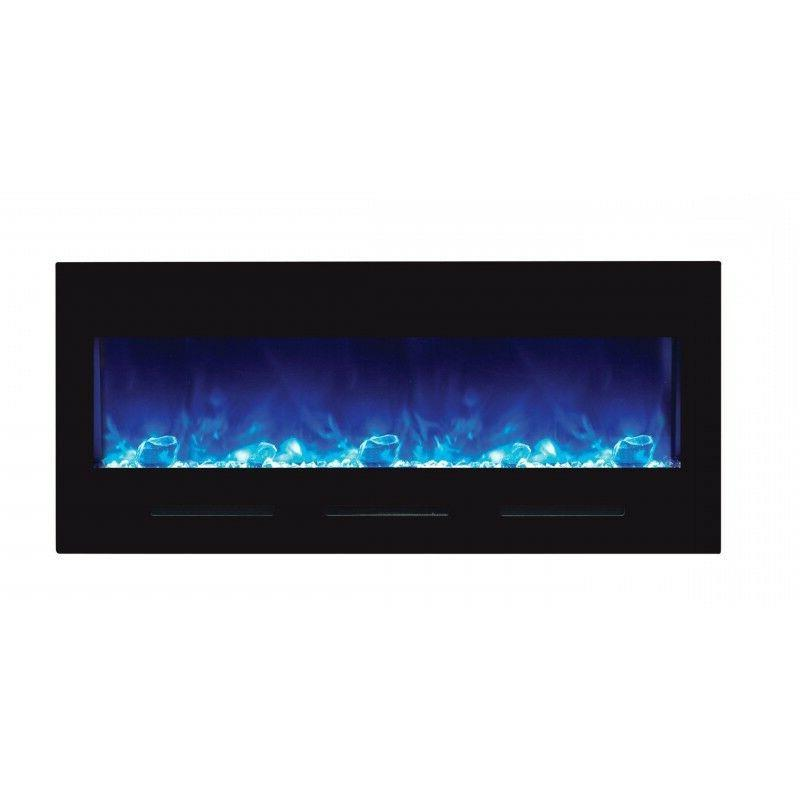 Amantii 50″ Fireplace Wall Mount Built-in