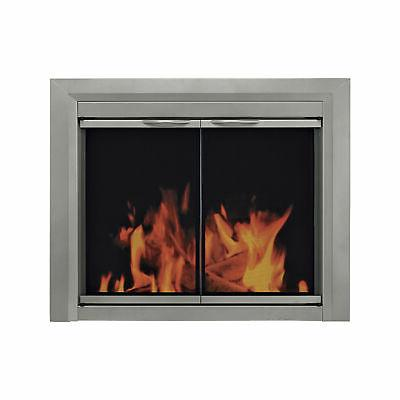 colby cabinet fireplace smoked glass