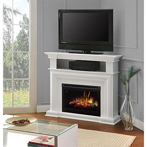 DIMPLEX Stand with in White