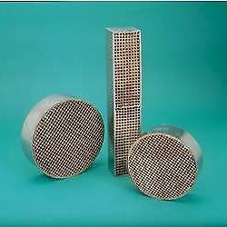 Copperfield 41710 6 Inch Round x 2 Inch Catalytic Combustor,