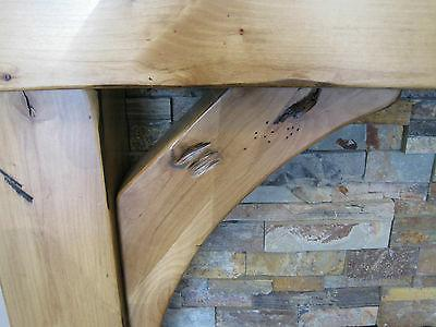 Fireplace Beam & With