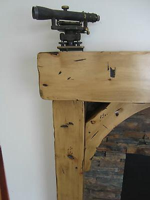 Fireplace Knotty Beam With Our