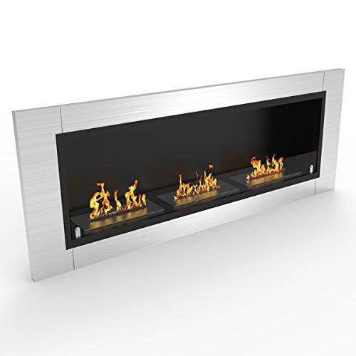 Regal Flame Inch Built Recessed Bio Ethanol Mounted