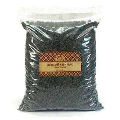 Midwest Hearth Lava Rock for Log Sets and Fireplaces (10-lb