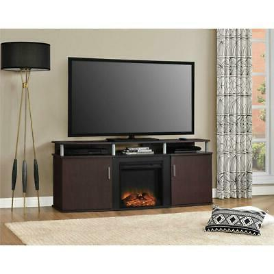 Modern Electric Wood Finish Holds up to 70-