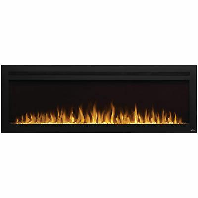 Napoleon 60 Inch Linear Wall Mount Fireplace w/ Remote
