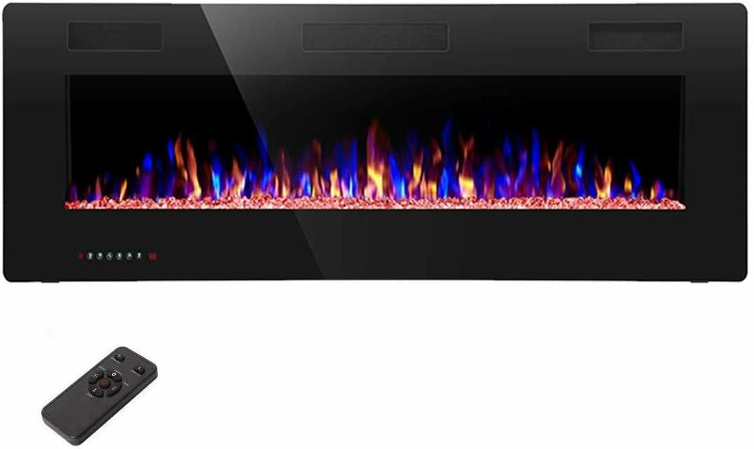r w flame electric fireplace 60 inch