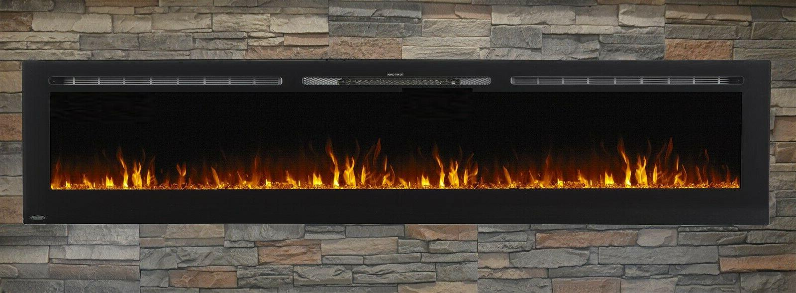 Sideline 100 80032 Recessed Fireplace