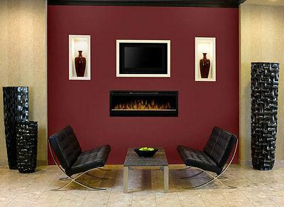 Dimplex Synergy 50-In Fireplace