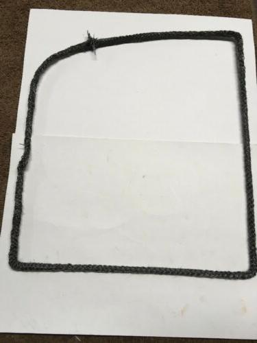 Wood Stove Gasket Foot Vermont Castings # 120-3556