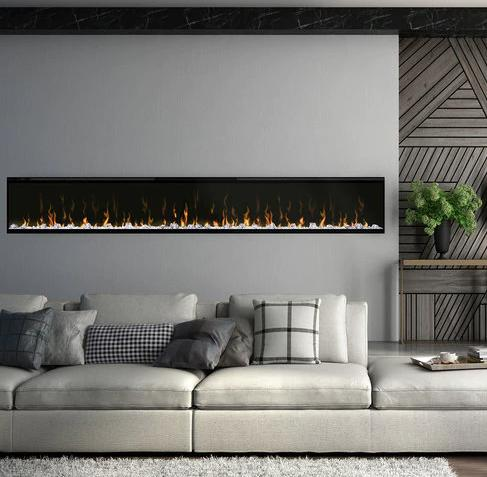 Dimplex inch Built-in Fireplace -