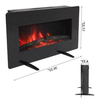 ZOKPO Electric Fireplace Control Home