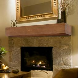 Pearl Mantel Lexington fireplace mantel or TV or book shelf.