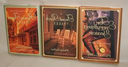 Philip Gulley Lot of 3 Signed Hardcover Books Warm Tones Fir