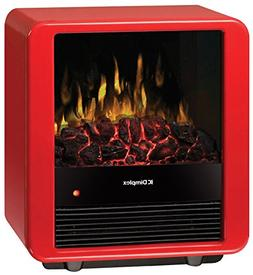 Dimplex Red Mini Cube Electric Stove