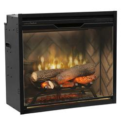 """Dimplex Revillusion 24"""" Electric Built-in Firebox Fireplace"""