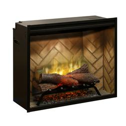 """Dimplex Revillusion 30"""" Electric Built-in Firebox Fireplace"""