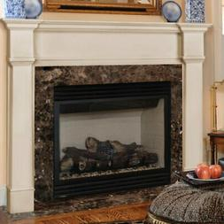 Pearl Mantels Richmond Wood Fireplace Mantel Surround