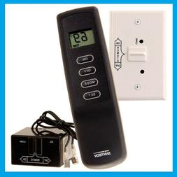 SKYTECH SKY-1001TH-A Fireplace Remote Control with Thermosta