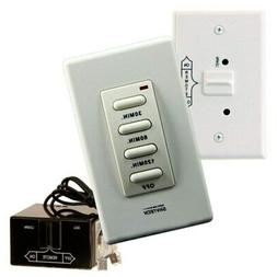 Skytech TM/R-2A Wireless Wall Mounted Timer Fireplace Remote