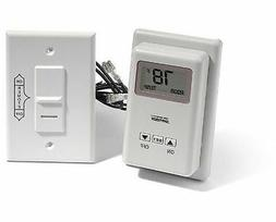 Skytech TS/R-2A Wireless Wall Thermostat for fireplace, gas